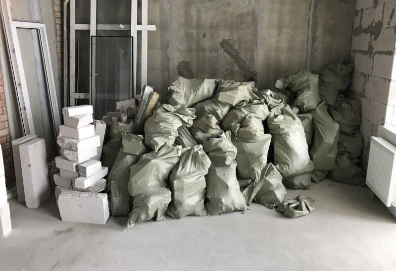 строительные мешки