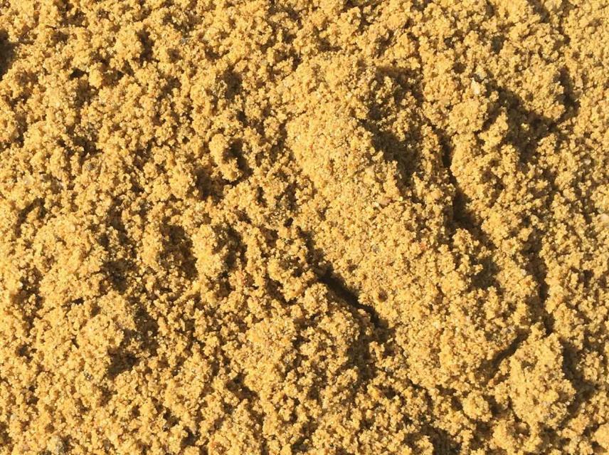 обогащённый песок